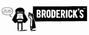 Brodericks logo 2014