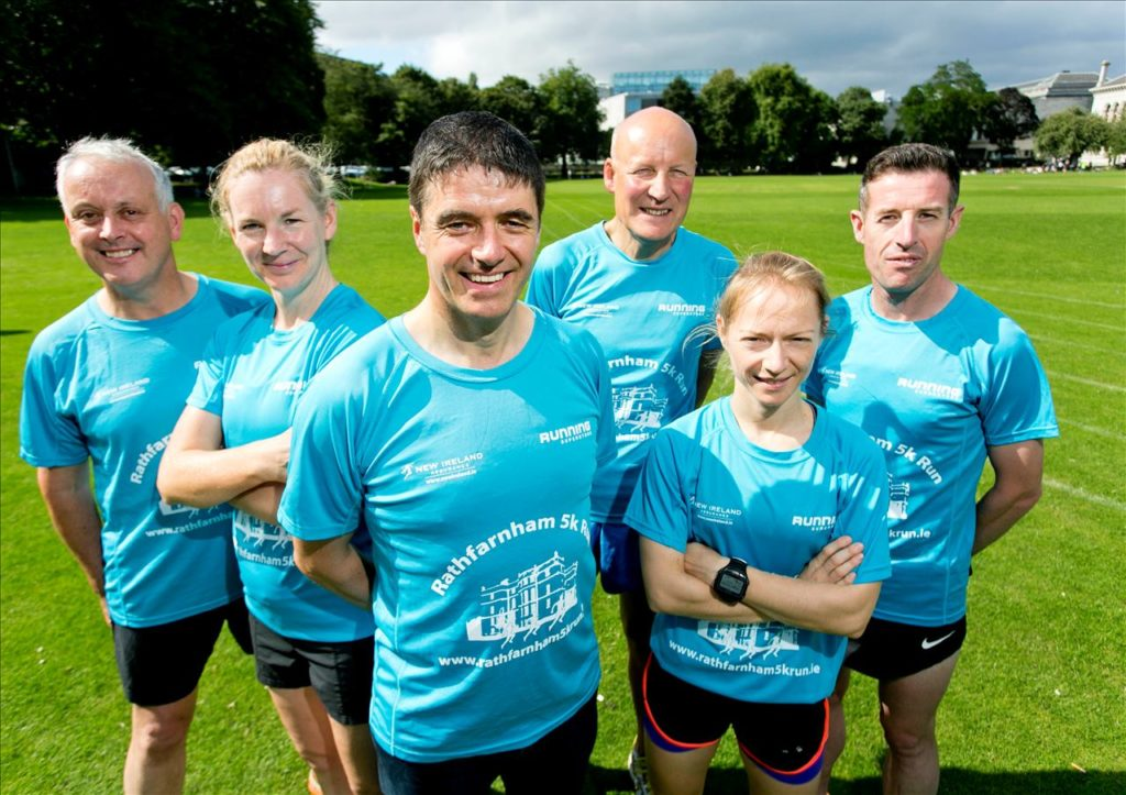 New Ireland Rathfarnham 5K Sponsorship. Photo Chris Bellew / Copyright Fennell Photography 2016